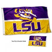 LSU Tigers Two Sided 3x5 Foot Flag