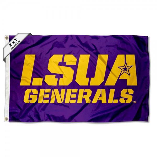 LSUA Generals 2x3 Flag