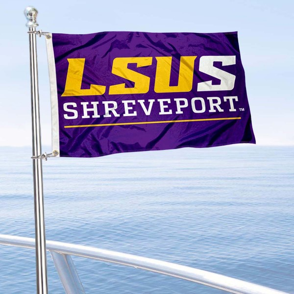LSUS Pilots Boat Nautical Flag