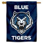 LU Blue Tigers Banner Flag
