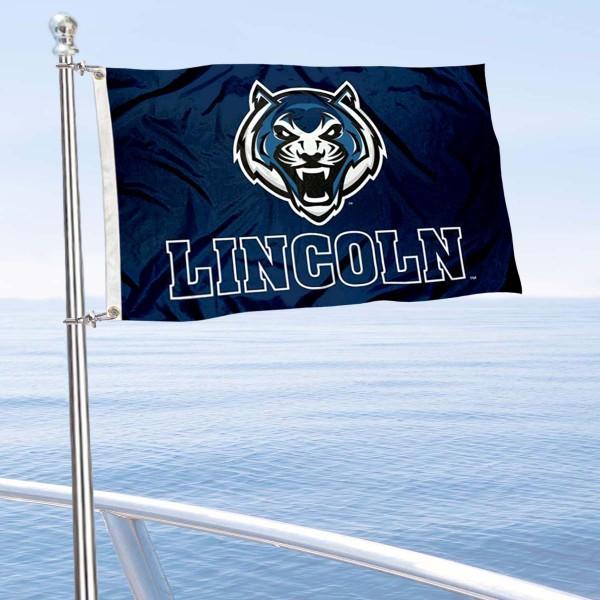 LU Blue Tigers Boat Nautical Flag