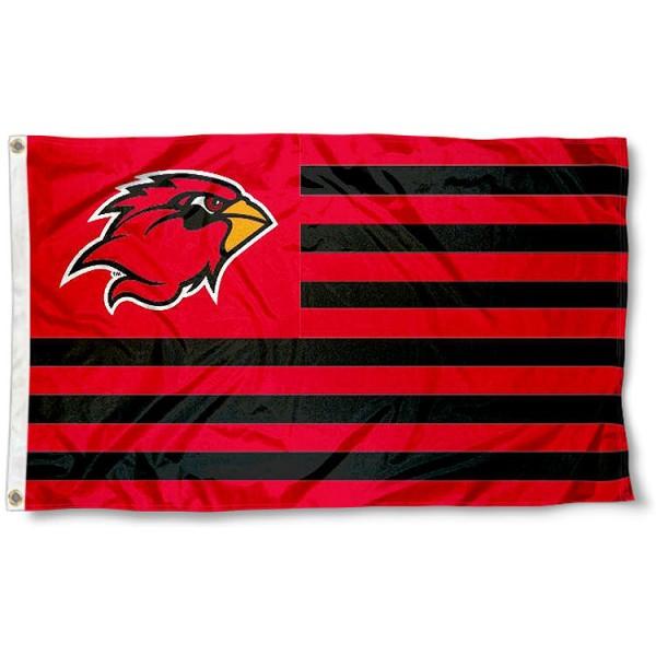 LU Cardinals Nation Flag