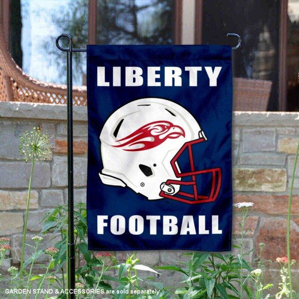 LU Flames Football Garden Flag