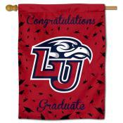 LU Flames Graduation Banner