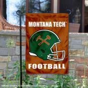 M Tech Diggers Football Garden Flag