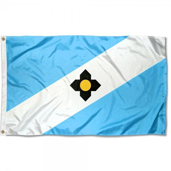Madison City 3x5 Foot Flag