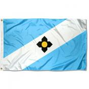 Madison City 3x5 Foot Flag