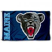 Maine Black Bears Flag