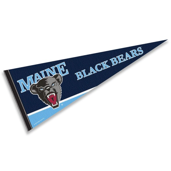 Maine Black Bears Pennant