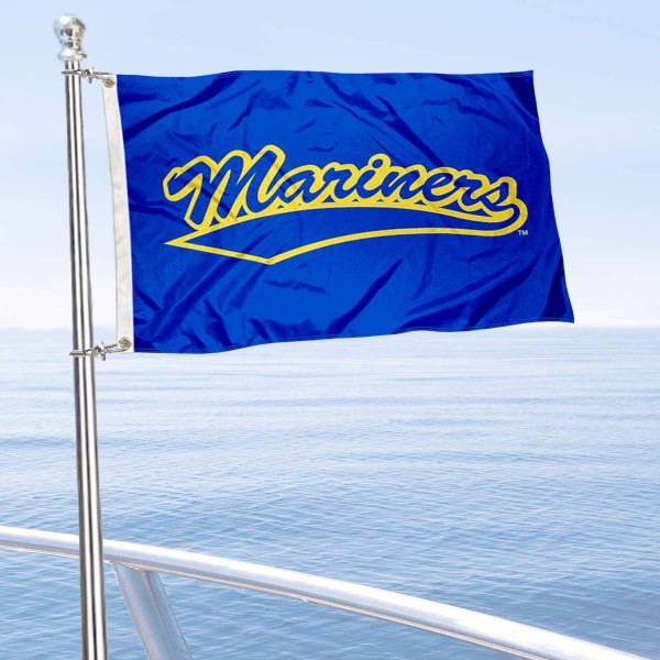Maine Maritime Mariners Boat Nautical Flag
