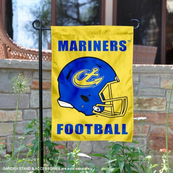 Maine Maritime Mariners Football Garden Flag