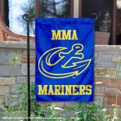 Maine Maritime Mariners Garden Flag