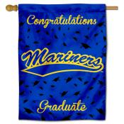 Maine Maritime Mariners Graduation Banner