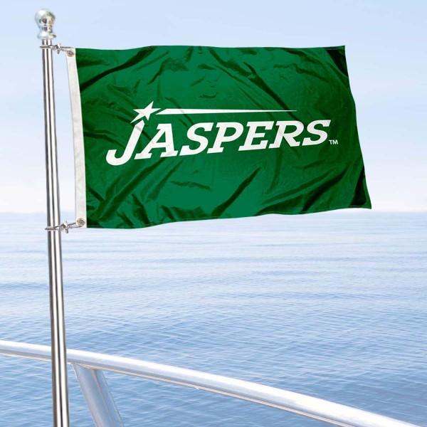 Manhattan Jaspers Boat Nautical Flag