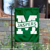 Manhattan Jaspers Garden Flag