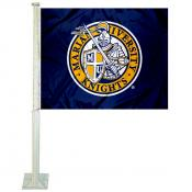 Marian Knights Car Flag