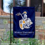 Marian Knights Insignia Double Sided Garden Flag