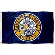 Marian University Flag