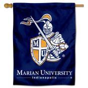 Marian University House Flag
