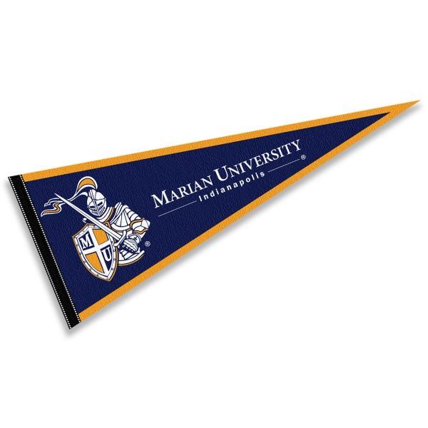 Marian University Knights Pennant