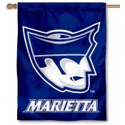Marietta College Pioneers House Flag