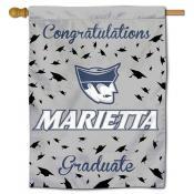 Marietta Pioneers Graduation Banner
