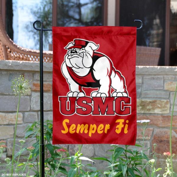Marines Garden Flag