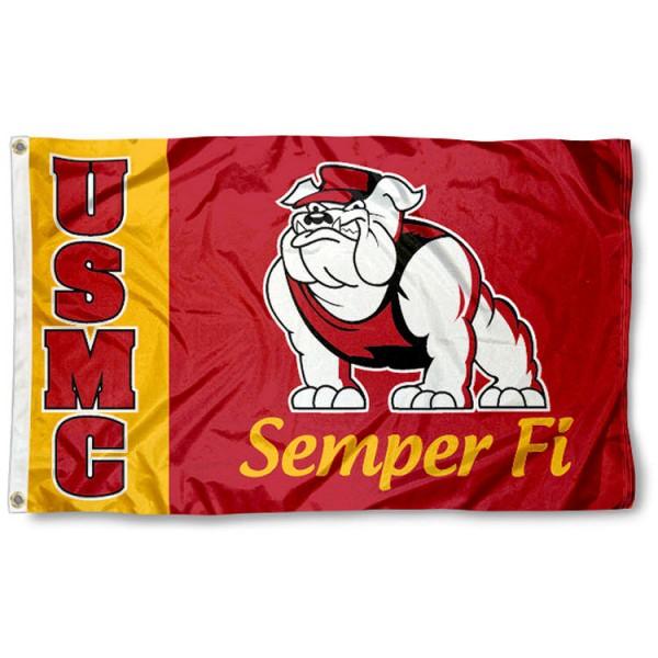 Marines Semper Fi Flag