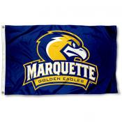Marquette Golden Eagles Flag