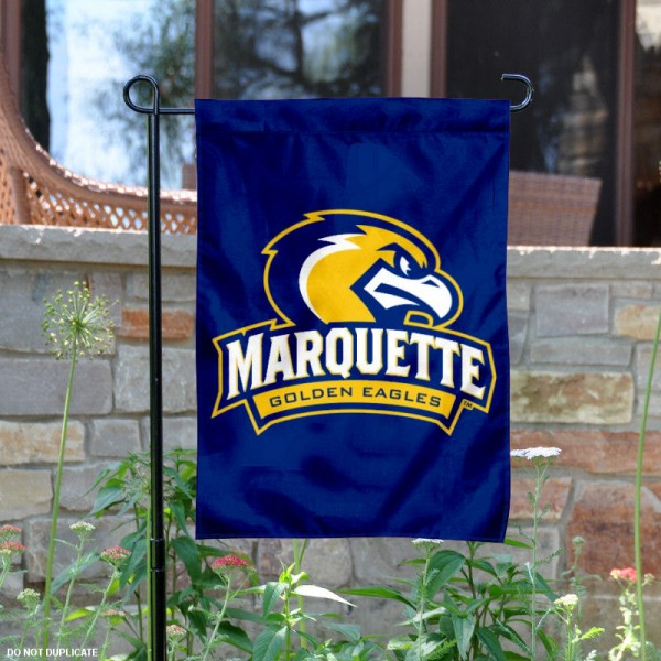 Marquette Golden Eagles Garden Flag