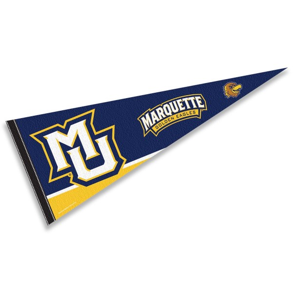 Marquette Golden Eagles Pennant