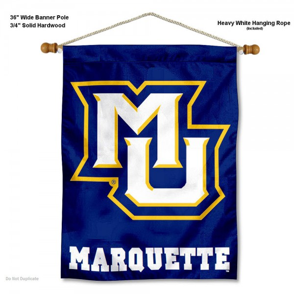 Marquette Golden Eagles Wall Hanging