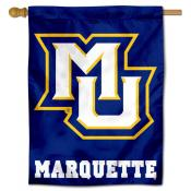 Marquette MU Golden Eagles House Flag