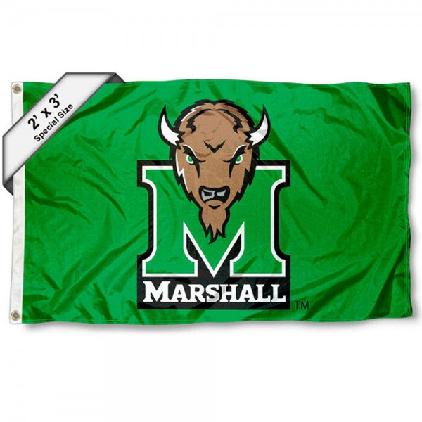 Marshall Thundering Herd 2x3 Flag