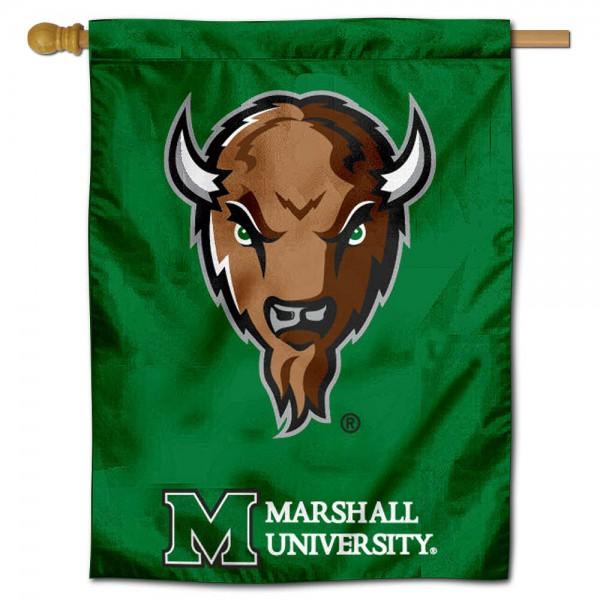 Marshall Thundering Herd House Flag