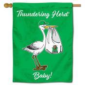 Marshall Thundering Herd New Baby Banner