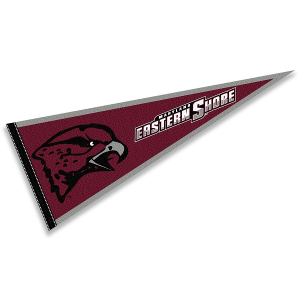 Maryland Eastern Shore Hawks Pennant