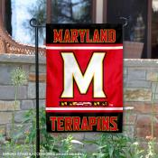 Maryland Terps Garden Flag