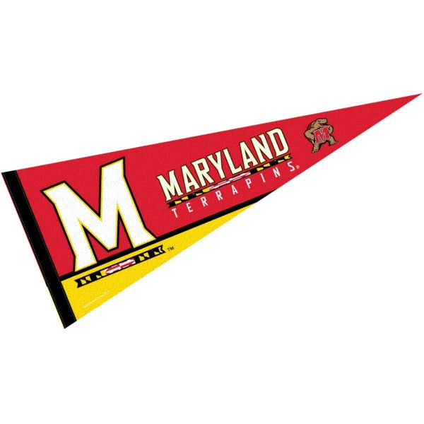 Maryland Terps Pennant
