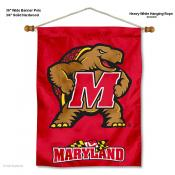 Maryland Terrapins Wall Hanging