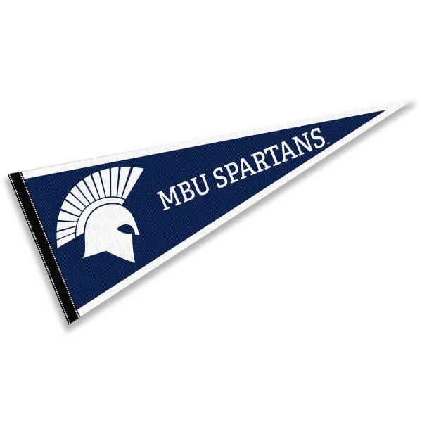 MBU Spartans Pennant