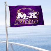 MCK Bearcats Boat Nautical Flag