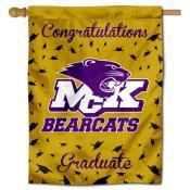 MCK Bearcats Graduation Banner