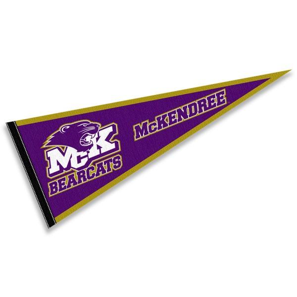 MCK Bearcats Pennant