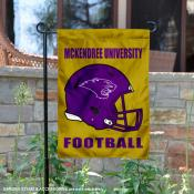 McKendree Bearcats Football Garden Flag