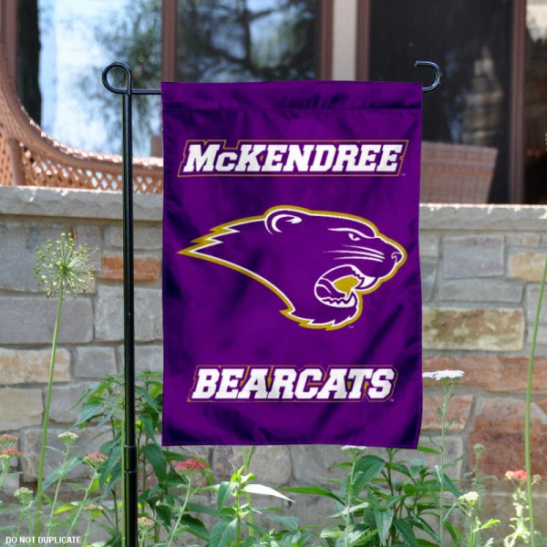 McKendree Bearcats Garden Flag