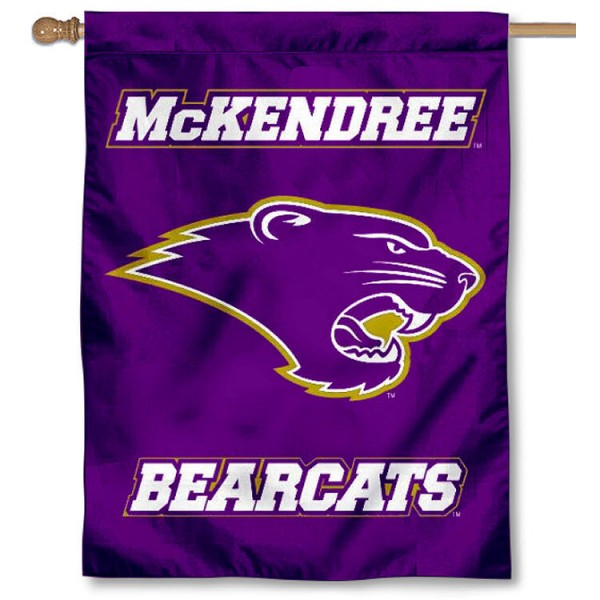 McKendree Bearcats House Flag