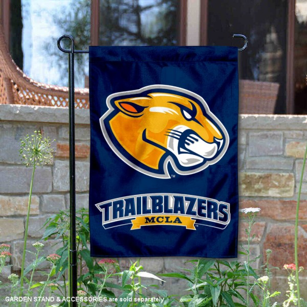 MCLA Trailblazers Garden Flag