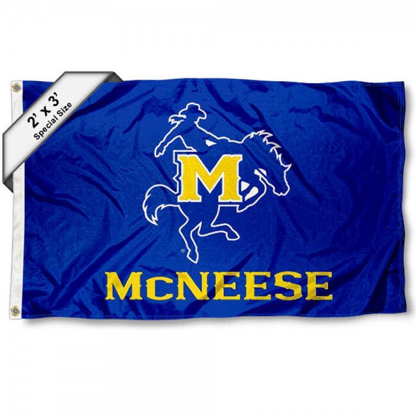 McNeese State Cowboys 2x3 Flag