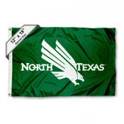 Mean Green Mini Flag